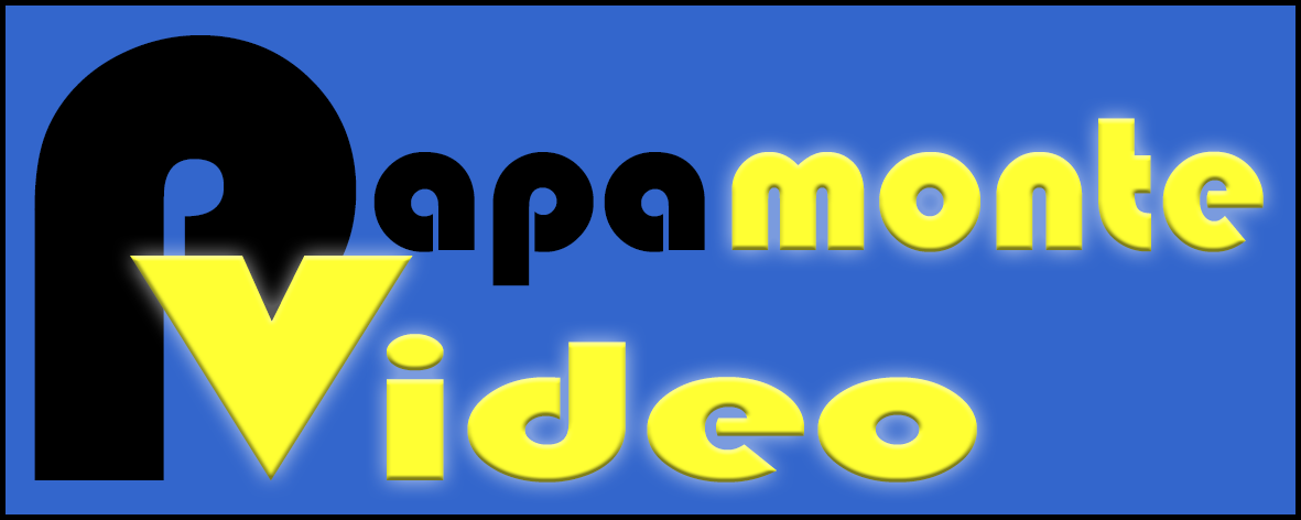 Papamonte-Video logo